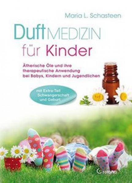 Buch Duftmedizin für Kinder
