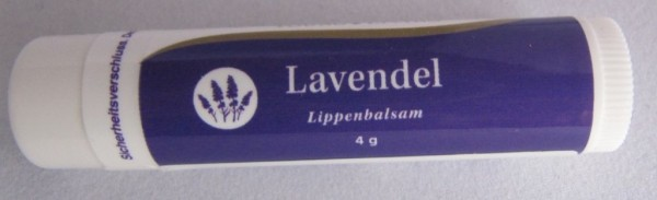 Lippenbalsam Lavendel 4,5 g