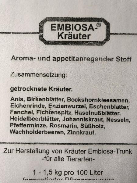 Embiosa Kräuter 500 g