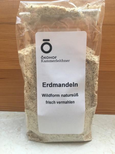 Erdmandeln gemahlen 500 g- konventionell