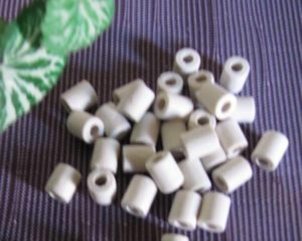 Effektive Mikroorganismen Keramik graue Roehrchen(einzeln)