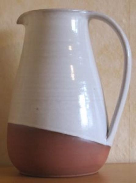 Effektive Mikroorganismen-Landhauskrug Keramik 2 Liter