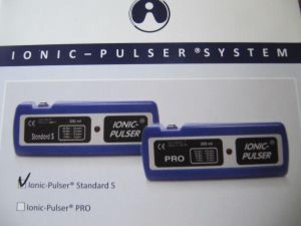 Gerät für kolloidales Silber Ionic Pulser Standard S