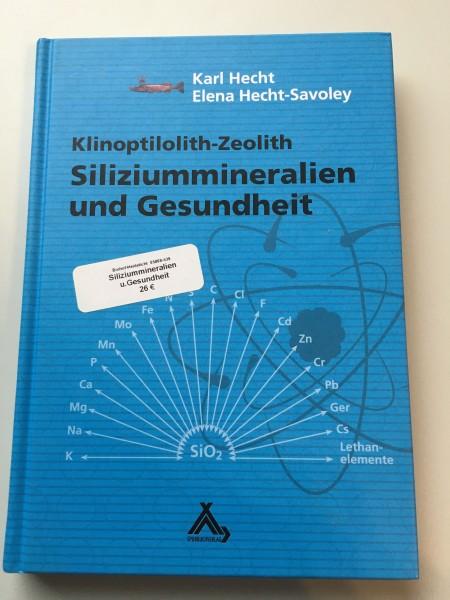 Buch Siliziummineralien und Gesundheit
