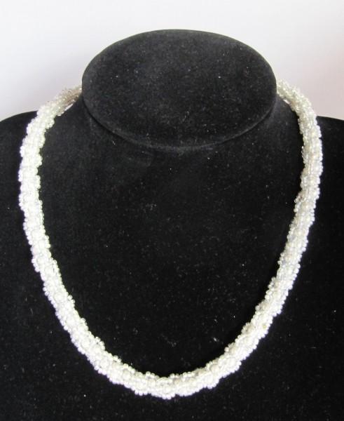 Perlenkette Handarbeit Deutschland