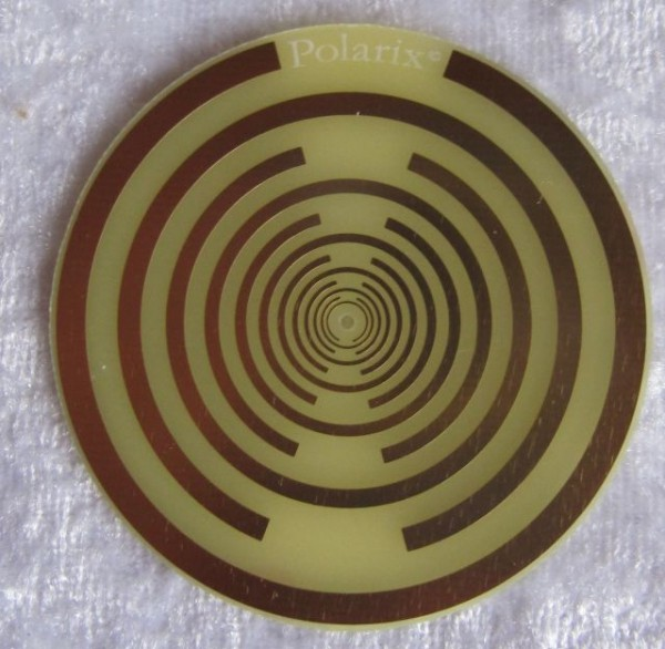 Polarix Scheibe M Gold