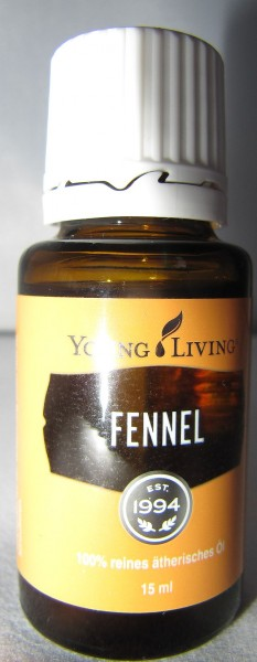 Young Living Fennel-Fenchel 15 ml