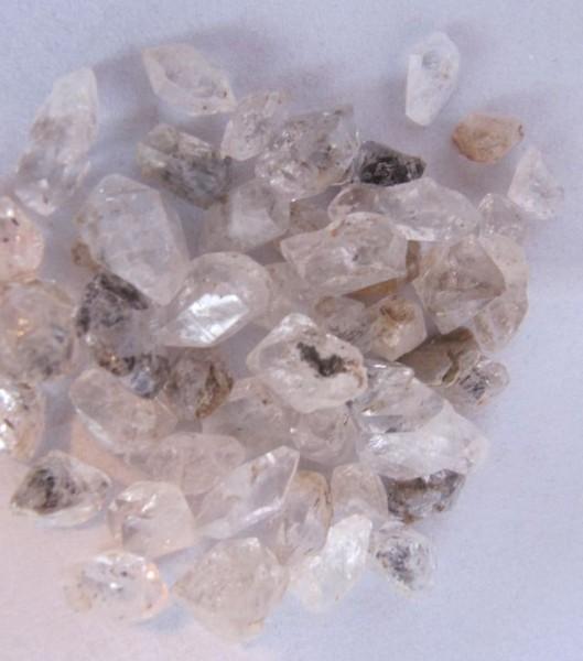 Herkheimer Diamanten Beutel a 50 Stück