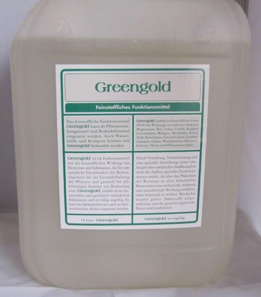 Greengold 10 Liter Kanister