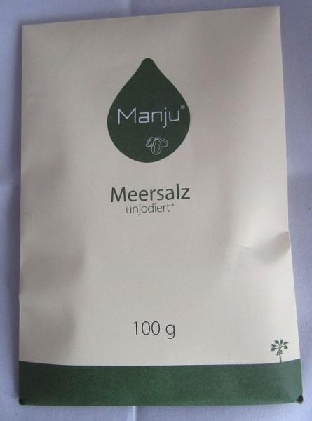 Manju-Meersalz, Nachfuellung 100g