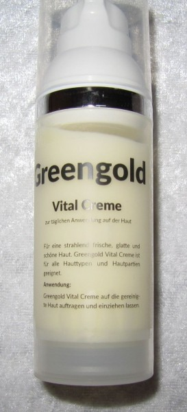 Greengold Vital Creme 50 ml