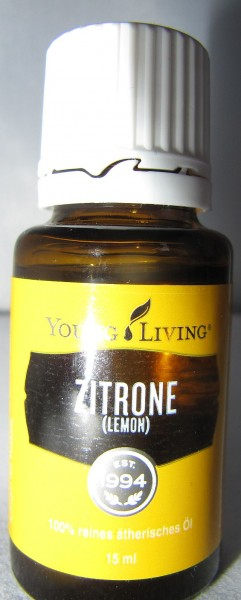 Young Living Lemon-Zitrone 15 ml